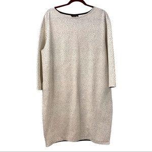 Marimekko Black Dot Shift Dress